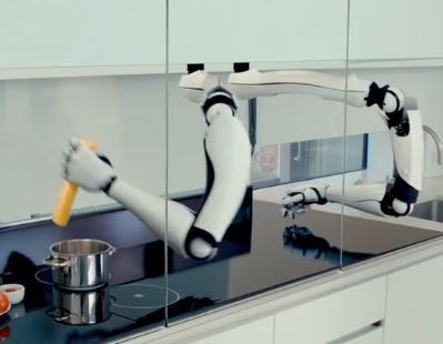 ¿Conoces los robots más innovadores Te equivocabas, este es Moley